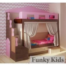 Детская Кровать Фанки Хоум-2