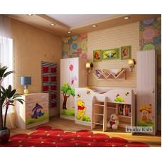 Детская игровая комната Винни Пух