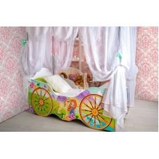Детская кровать-машинка Карета
