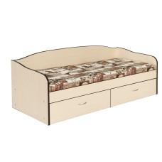 Детская кровать Лагуна с матрасом