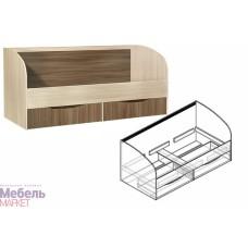 Детская Модульная Спайдер Кровать с ящиками