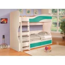 Детская Модульная Симба кровать двухэтажная