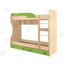 Детская модульная Колибри Кровать 2-х ярусная