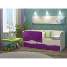 Детская кровать Дельфин 2