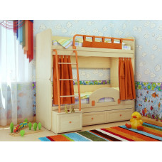 Детская кровать Немо