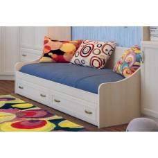 Детская Вега ДМ-09 Кровать (Без матраца 0,8*1,86 )