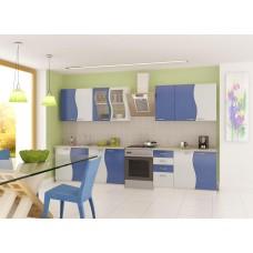 Кухня Волна глазурь