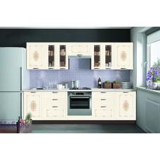 Кухня модульная Гурман 4