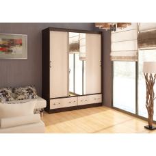 Спальня модульная Модерн Шкаф-купе Модерн 2 1,35 м