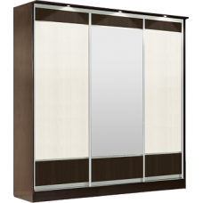 Спальня Модульная Токио шкаф-купе 3х створчатый