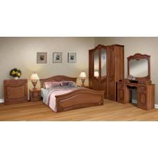 Спальня «Анжелика» орех