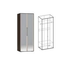 Берта шкаф 2х створчатый с зеркалом
