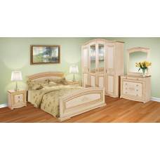 Спальня «Верона» клен