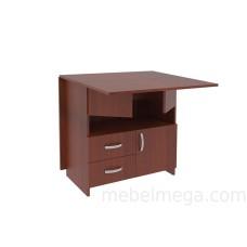 Стол-книжка с двумя ящиками